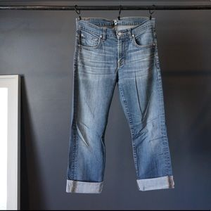 7FAMK Carmen fit. The perfect everyday jean!